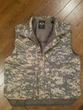 Mil-Tec by Sturm Men's Tactical ABU Camo Vest - Sz Large - Excellent Condition!