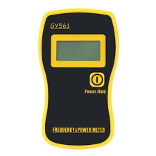 GY561 Mini Handheld Frequency Counter Meter Power Measuring for Two-way Radio CT