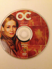 The O.C. -  Season One - Disc 7 Only (DVD,2004) DVD Disc Only - Replacement Disc