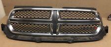 2011 2012 2013 Dodge Durango oem Chrome GRILLE w/ emblem p/n 55079364