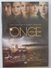 ONCE UPON A TIME COMPLETE FIRST SEASON DVD + BONUS DISC - BRAND NEW