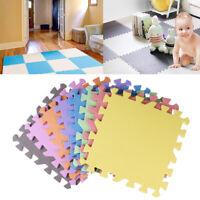 5Pcs/set Baby eva foam puzzle play mat kids rugs carpet floor tile 30*30*1cm