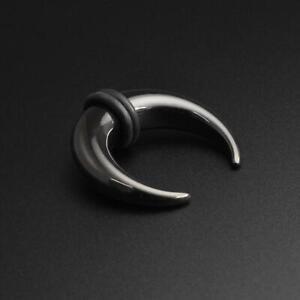 PVD Ear or Septum Pincher | Black PVD Pincher | Septum Ear Gauges | SIBJ Quality