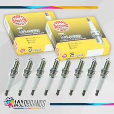 Set of 8 NGK 7092 BKR6EGP G-Power Spark Plugs GENUINE SAME DAY SHIPPING