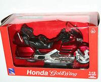 NewRay - HONDA GOLD WING (2010) - Motorbike Model Scale 1:12