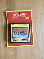 JL Innovative Ho Scale #510 Deluxe Gas Station Interior Detail Set New-Sealed