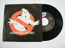 "RAY PARKER JR. - GHOSTBUSTERS - 7"" VINYL ITALY 1984 EXCELLENT"