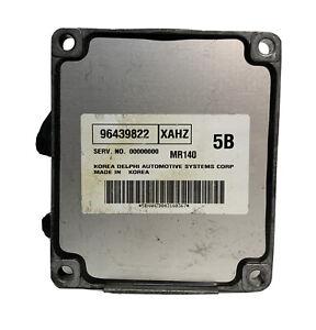 04 05 Chevrolet Aveo 1.6L ECM ECU Engine Control Module | 96439822
