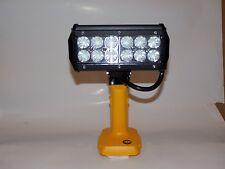 Dw908 Dewalt 18 volt  Super Flashlight MAX