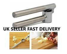 IKEA KONICS Stainless Steel Heavy Duty Kitchen Garlic Squeezer Press Crusher