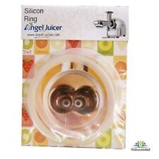 Silicone Rings for the Angel Juicer (for extracting housing) Pack of 2