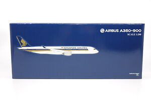 Hogan Wings 11373,  AirBus A350-900, Singapore Airlines, 1:200