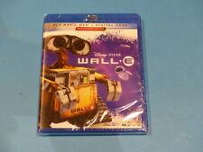 WALL-E  BLU-RAY + DVD NEW SEALED