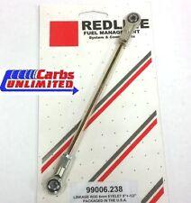 Carb Universal adjustable Linkage Throttle Rod 7 1/2 -8 1/2 swivel stud 5mm end