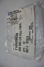 Pall Corporation T10526030 Vulc Fiber Gasket 6800-774 ( lot of 12 ) New