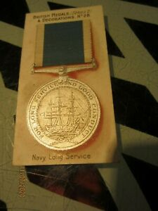 """TADDY"""" BRITISH MEDALS AND DECORATIONS SERIES """" 1912"""" SINGLE VG CARD  [s]"""