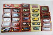 Matchbox Models of Yesteryear Lot 30 Vintage Car Truck Diecast Lesney England