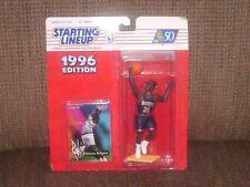 1996 Antonio McDyess SLU STARTING lineup - Nuggets