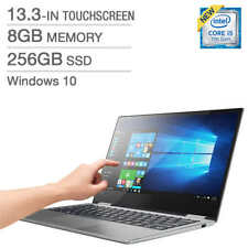 New Lenovo Yoga 720 13.3'' Touch 80X6002JUS 2-in-1 i5 8GB 256GB SSD W10 Silver