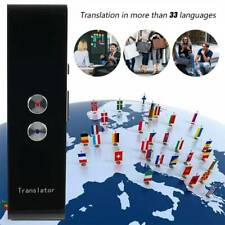 Newest 33 Languages Translaty Muama Enence Smart Instant Voice Translator Us