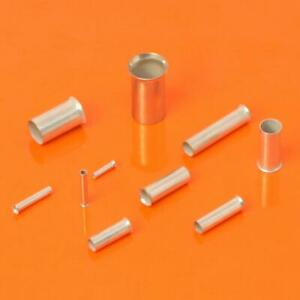 High Quality Non Insulated Cord End Terminals Ferrules Cable Crimps Uninsulated