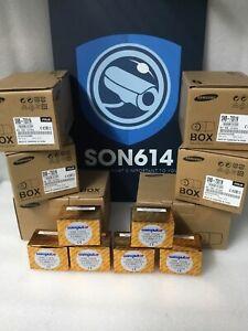 Lot 6 Samsung SNB-7001N 3 Megapixel HD Network Security CCTV Cameras 3.5-8m Lens