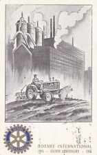 FRANCE 1955 FDC ROTARY INTERNATIONAL YT 1009