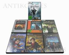 Harry potter collection 1 & 2 & 3 & 4 & 5 & 6 & 7.1 Azkaban phénix feu calice pc