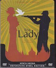 Dvd SteelBook «THE LADY • L'AMORE PER LA LIBERTÀ» di Luc Besson nuovo 2012