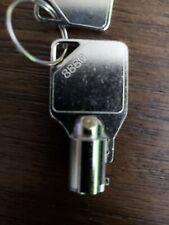 Genmega Atm Machine New Cassette Key G1900 G2500 Onyx Onyxw Gt3000 Scdu Mcdu