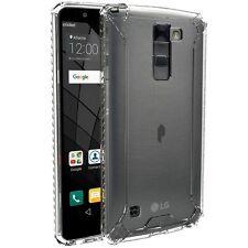 Premium Thin Dual material Protective Bumper Case for LG Stylo 2 Plus/Stylus 2