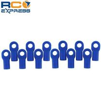 RPM R/C Rod Ends Short Blue 1/10 Traxxas RPM80475