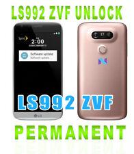 LG LS992 ZVF REMOTE UNLOCK SERVICE