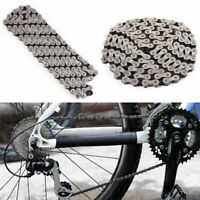 IG51 Compatibility 6-7-8 Speed Steel Chain w/ 116 Links For SHIMANO Bicycle US