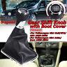 Pommeau Levier 5 vitesses Soufflet Cadre Pour VW Mk4 Golf Jetta Bora GTI R32