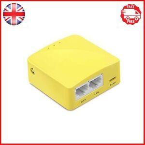 GL MT300N V2 Mini Travel Router WiFi Converter OpenWrt Pre Installed Repeater B
