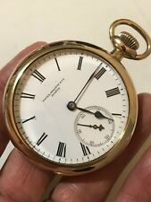 Patek Phillipe Fully Serviced 50mm Dead Accurate 0 Sec/Day