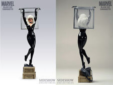 NEW Black Cat Comiquette Statue EXCLUSIVE #909/1100 Sideshow Marvel Adam Hughes