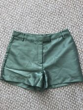 H&M Green Shorts In Size EU36