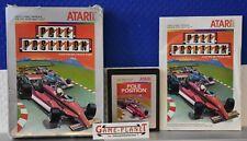 Pole Position Atari VCS 2600 (1988) Verpackung mit Anleitung
