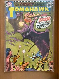 Tomahawk #109 Comic Book