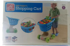 Step 2 New In Box Shopping Cart Blue