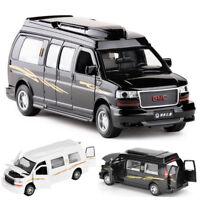 GMC-Savana-Passenger-Full-Size-VIP-Luxury-Van-Chinese-Version-1-32-Rare-NEW  GM