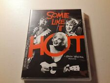 Some Like It Hot (Criterion Collection Blu-ray, 1959) Marilyn Monroe Comedy