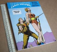 Flash Gordon Space Adventure Comic Book. Alex Raymond Art 1939. Frozen Horrors