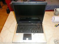 """Acer Aspire 3692 15,4"""" Notebook, ohne HDD&RAM, defekt, zeigt kein Bild"""
