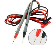 Silicone Digital Multimeter Multi Meter Test Lead Probe Wire Pen Cable 20A Hot