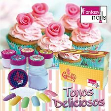 New Fantasy Nails Acrylic Cup Cake Collection