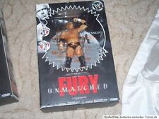 WWE Fury unmatched Wrestling Personaggio Mr Ken Kennedy Anderson OVP MOC SIGNED DWA