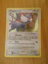 Carte Pokémon française rare CHAGLAM Holo promo DP23